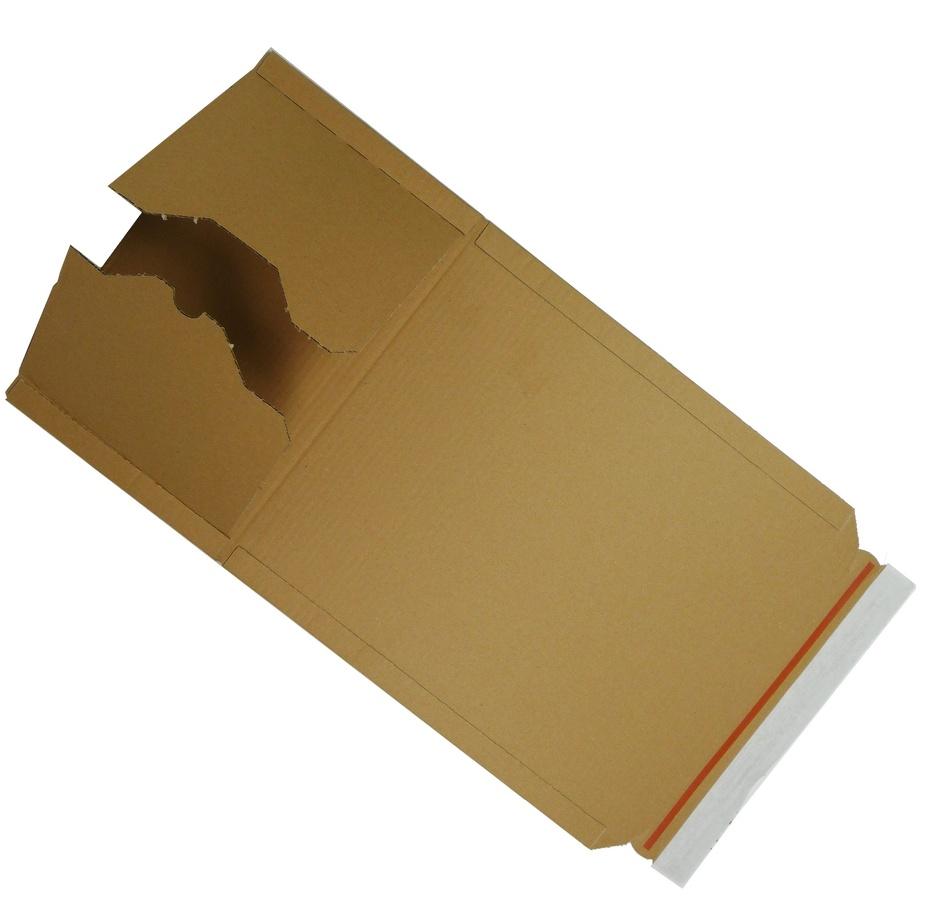 Buchverpackung A4 Verpackung Buchkarton Wickelverpackung 300x220x80 Innenmaß